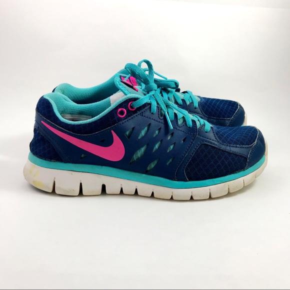 Jag har en engelska klass Rödblommig Artist  Nike Shoes | Womens Flex 2013 Running Size 85 | Poshmark